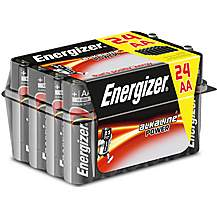 image of Energizer Alkaline Power 24 AA Value Box