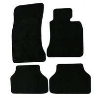 Halfords Advanced (SS2108) BMW E60/E61 Car Mats (03 - 10) - Black