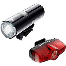 image of Cateye Volt 400 XC/Rapid Mini Bike Light Set