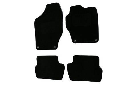 image of Halfords (SS2328) Peugeot 308 Car Mats (08 - 14) - Black