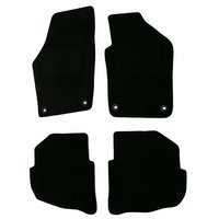 Halfords (SS2352) VW Polo Car Mats (04-09) BLK
