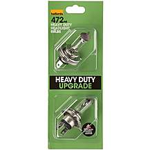 image of Halfords 472 H4 Heavy Duty Car Bulbs x 2