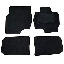 image of Halfords Advanced (SS2649) Mitsubishi Colt Car Mats (04 on) BLK