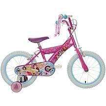 """image of Disney Princess Kids Bike - 16"""""""