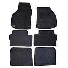 image of Halfords Advanced (SS2868) Vauxhall Zafira Car Mats (06 on) BLK