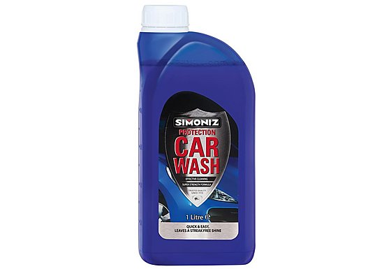Simoniz Protection Car Wash Shampoo 1 Litre
