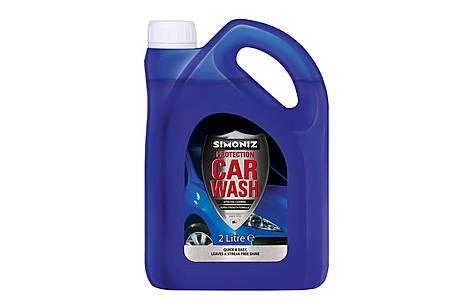 image of Simoniz Protection Car Wash Shampoo 2 Litre