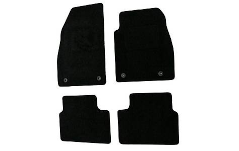 image of Halfords Advanced (SS2989) Vauxhall Insignia Car Mats (08 - 13) - Black
