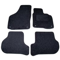 Halfords Advanced (SS3287) VW Scirocco Car Mats (08 on) BLK