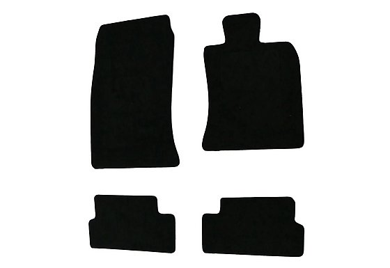 Halfords Advanced (SS3357) BMW Mini Car Mats (06 on) BLK