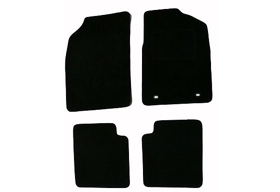 Halfords (SS3364) Ford Ka Car Mats (09 on) BLK