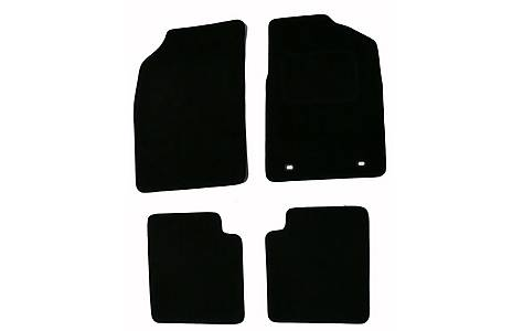 image of Halfords Fully Tailored (SS3364) Ford Ka Car Mats (2009-2013) - Black