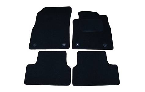 image of Halfords (SS3549) Vauxhall Astra Car Mats (2010 on) BLK