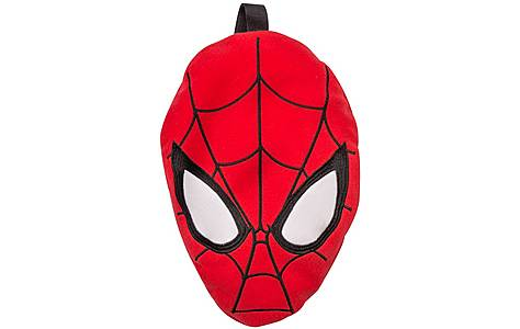 image of Spiderman Eyes Travel Blanket