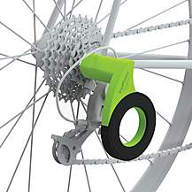 image of Bopworx Bicycle Protection Rear Derailleur Guard