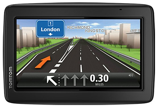 TomTom Start 25 Sat Nav - UK, ROI & Full Europe