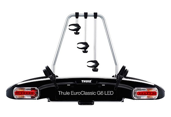 Thule G6 EuroClassic 3 Bike Towbar mounted Bike Carrier