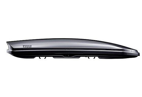Thule Dynamic 900 430 Litre Roof Box Titan Gloss