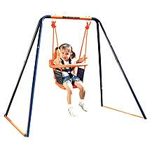 image of Hedstrom 2 in 1 Swing