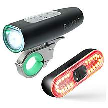 image of Blaze Laserlight & Burner Bike Light Set