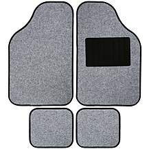image of Halfords Essentials Universal Mat Set