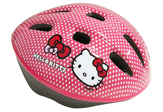 Hello Kitty Kids Bike Helmet