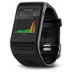 image of Garmin Vivoactive HR GPS Smartwatch with Heart Rate Monitor