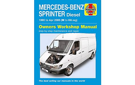 image of Haynes Mercedes Sprinter (95 - April 06) Manual