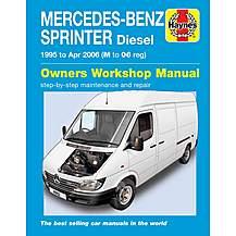 image of Haynes Mercedes Sprinter (95 - April 06) Manual