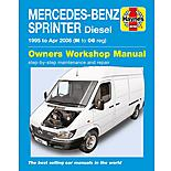 Haynes Mercedes Sprinter (95 - April 06) Manual