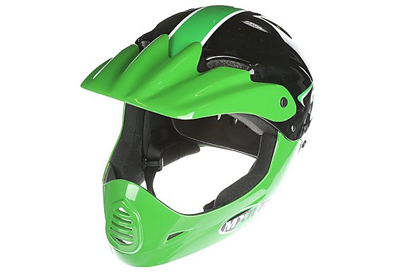 Moto MXR750 Full Face Bike Helmet (54-58cm)