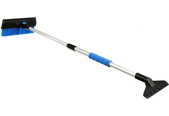 Halfords Telescopic Snow Broom & Ice Scraper