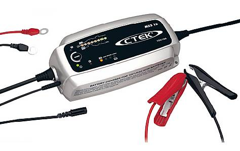 image of CTEK MXS10 Battery Charger