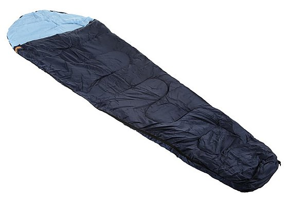Halfords Mummy Style Sleeping Bag