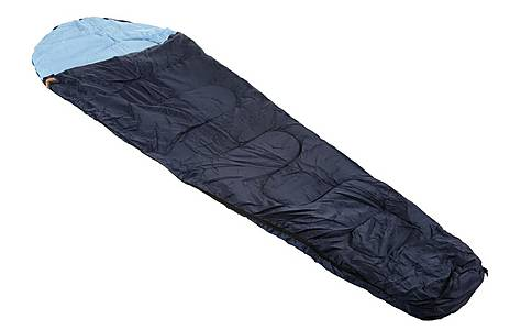 image of Halfords Mummy Style Sleeping Bag