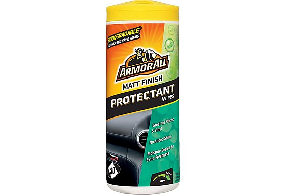 Armor All Car Dashboard Wipes - Matt Finish x 30