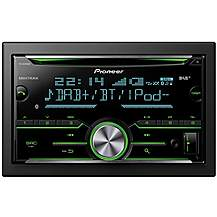 image of Pioneer FH-X840DAB Digital Car Stereo