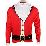 Scimitar Christmas Santa Cycling Jersey