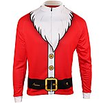 image of Scimitar Christmas Santa Cycling Jersey