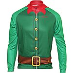 image of Scimitar Christmas Elf Cycling Jersey