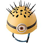 image of Minions Kids Bike Helmet (52-54cm)