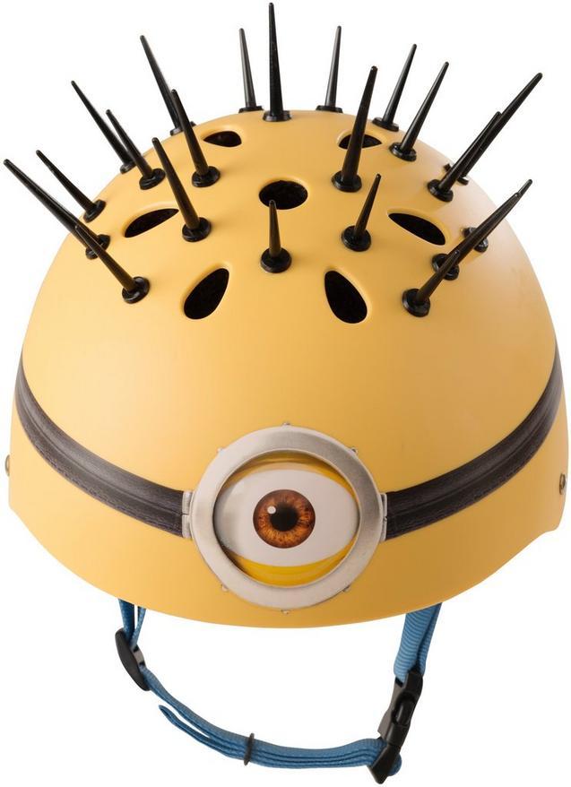 Halford's Minions Kids Bike Helmet