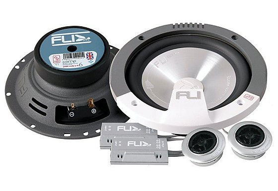 FLi FI6 Comp-F3 Component Speakers