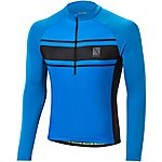 image of Altura Mens LS Ascent Jersey Blue