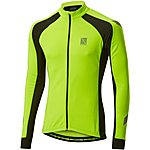 image of Altura Mens Night Vision Kinetic LS Jersey HiVis Yellow