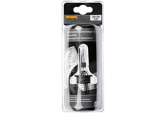 Halfords High Intensity Discharge (HID) Xenon Bulb D2R