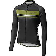image of Altura Womens LS Strada Jersey Black