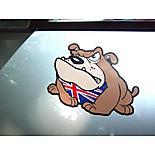 Storm Graphics Bulldog Car Sticker