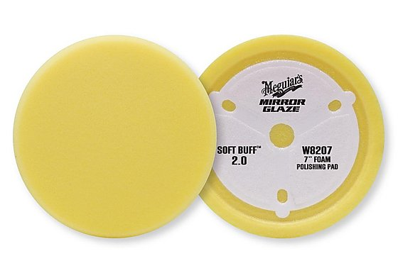 Meguiar's Soft Buff 2.0 Polishing Pad