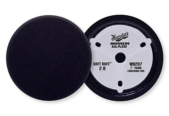 Meguiar's Soft Buff 2.0 Finishing Pad